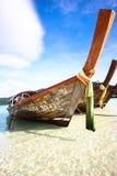 Barco en Phuket Fotografía de archivo libre de regalías