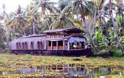 Barco en remanso Fotografía de archivo
