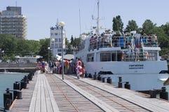 Barco Gorgippia Fotos de Stock