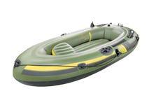 Barco inflável Imagens de Stock