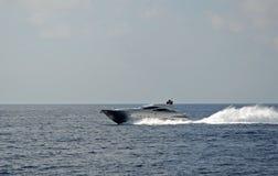 Barco luxuoso Imagem de Stock