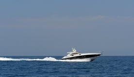 Barco luxuoso Foto de Stock Royalty Free