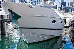 Barco luxuoso fotografia de stock royalty free