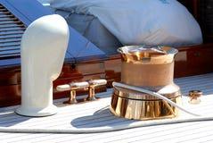 Barco muy agradable, royale de los regates Imagen de archivo libre de regalías
