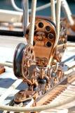 Barco muy agradable, royale de los regates Fotografía de archivo libre de regalías