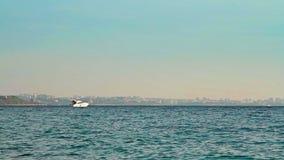 Barco na skyline filme