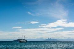 Barco ningún marcha Imagen de archivo libre de regalías