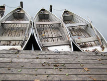 Barco no lago (25) Fotografia de Stock