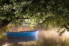Barco ocultado Imagen de archivo