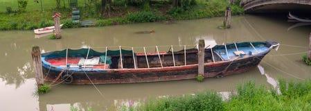 Barco Padua Fotografía de archivo