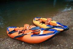 Barco para a aventura Foto de Stock Royalty Free