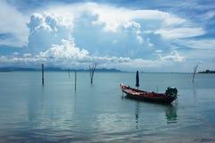 Barco pesquero  Imagen de archivo libre de regalías