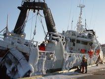 Barco pesquero 2 fotos de archivo