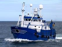 Barco pesquero Imagenes de archivo