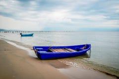 Barco plástico foto de stock