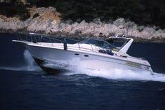 Barco rápido Imagens de Stock