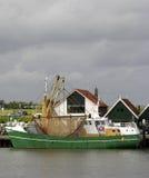 Barco rastreador Imagen de archivo libre de regalías