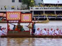 Barco real, Bangkok, Tailandia. Fotos de archivo libres de regalías