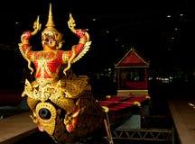 Barco real tailandês imagens de stock