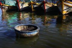Barco redondo Imagem de Stock