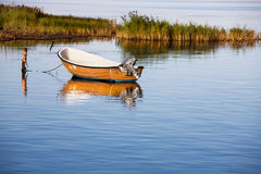 Barco a remos Fotografia de Stock