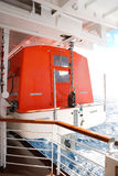 Barco salva-vidas Foto de Stock