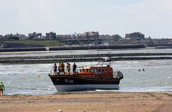 Barco salva-vidas Margate de RNLI, Kent, Inglaterra Fotos de Stock