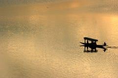 Barco solo Fotografía de archivo libre de regalías