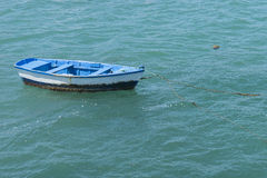 Barco solo Fotos de archivo