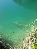 Barco subaquático Foto de Stock Royalty Free