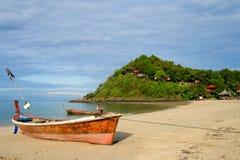 Barco tailandés Fotografía de archivo