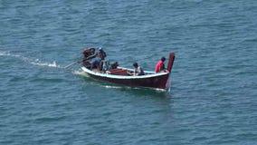 Barco tailandés metrajes