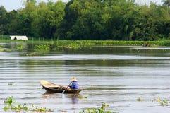 Barco tailandês Fotografia de Stock Royalty Free