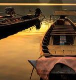 Barco tailandês da velocidade Imagens de Stock Royalty Free