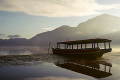 Barco tradicional 3 del pescador Fotografía de archivo