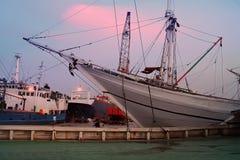 Barco tradicional Foto de Stock Royalty Free