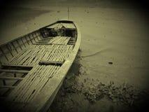 Barco tradicional Imagens de Stock