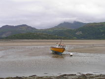 Barco trenzado Fotografía de archivo libre de regalías