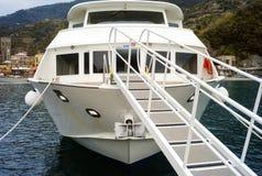 Barco turístico Imagem da cor Fotos de Stock