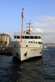 Barco a vapor Imagem de Stock