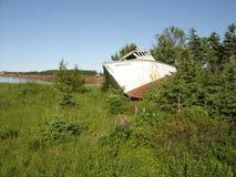 Barco varado Fotos de archivo libres de regalías