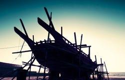 Barco velho Imagens de Stock