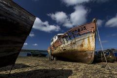 Barco velho Fotografia de Stock Royalty Free