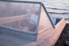 Barco velho só Fotos de Stock