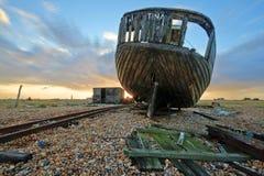 Barco viejo Foto de archivo