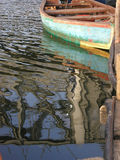 Barco viejo Imágenes de archivo libres de regalías