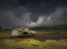 Barco viejo Imagen de archivo