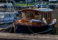Barco viejo fotos de archivo libres de regalías