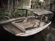 Barco viejo clásico Fotos de archivo