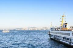 Barco y mar Imagen de archivo